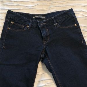 Express Stella Low Rise Legging Jeans